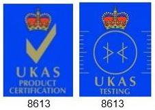 UKAS ATEX Logo